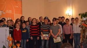 Jahres-Sportler-Ehrung der Stadt Ansbach