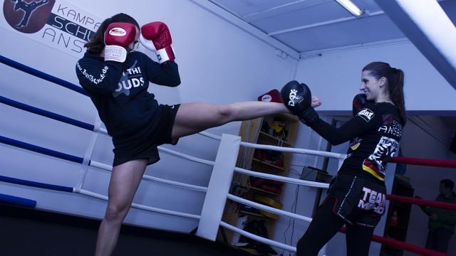 Kickboxen Unser TEAM MEHDI – Artikel bei AnsbachPlus