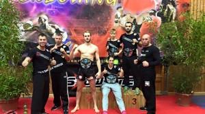 Elite-Kickboxer vom Team Mehdi dominieren IDM in Stuttgart