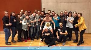Artur Scherer ist Europa-Meister (WKU)
