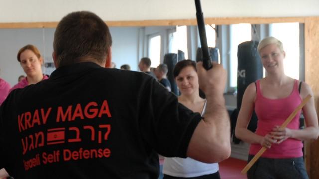 Krav Maga Seminar am 27.02.2016