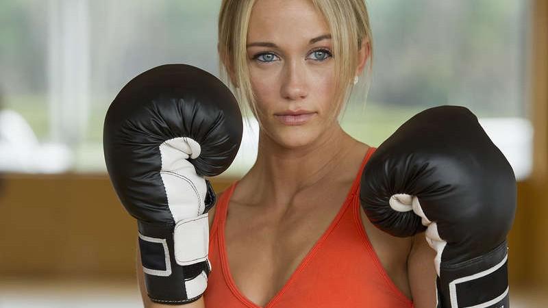 Fitnessboxen für Frauen