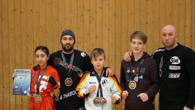 Deutsche Meisterschaft in Ulm (ISKA)