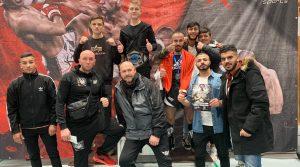 Das Team Mehdi an der Spitze des Erfolgs